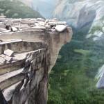 Mural for Yosemite
