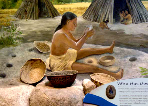 Native American Exhibit